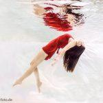 Unterwasser mit Chiara