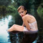 Shooting am Fluss