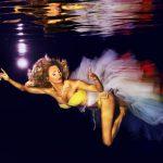 Fashion Shooting under water