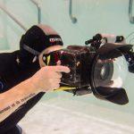 Dan Hecho unter Wasser