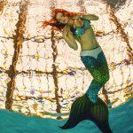 Meerjungfrau, Unterwassershooting