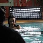 Unterwasser fotoshooting
