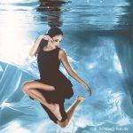 Unterwassermodel Maria