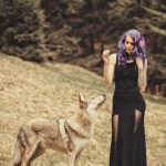 Wolfshundshooting mit Celina 2