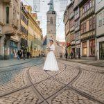 Hochzeit von Cora und Roberto in Erfurt