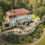 Villa Altenburg Luftbild