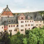 Drohnenaufnahme Schloss Beichlingen